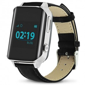 Smart Baby Watch D100 (A16) Silver