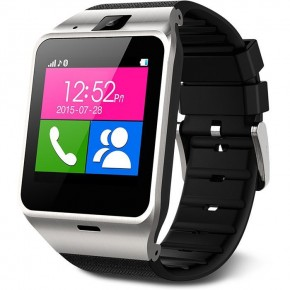 Smart Watch GV18 Black