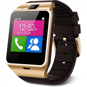 Smart Watch GV18 Gold