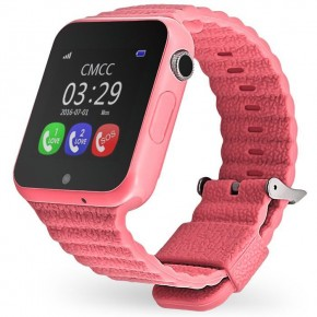 Smart Kid Watch V7K GPS+ Pink