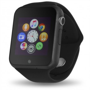 Smart Kid Watch C7 Black