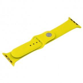 Ремешок S12 Yellow для IWO 2