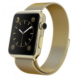 Smart Watch IWO 2 Golden Royal