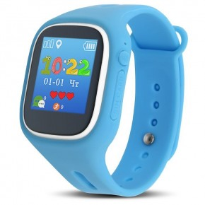Smart Baby Watch A6 Blue