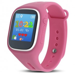 Smart Baby Watch A6 Pink