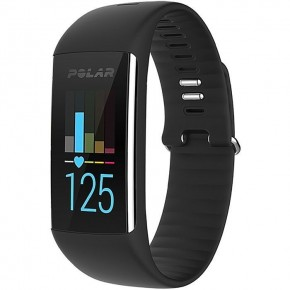 Polar A360 (HR) Black (M)