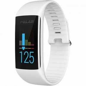 Polar A360 (HR) White (M)