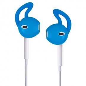 Eartip Silicone for EarPods Blue