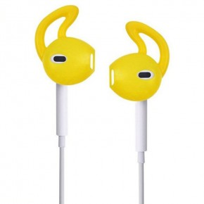 Eartip Silicone for EarPods Yellow