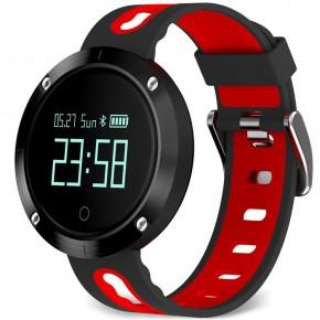 Smart Watch DM58 Black+Red