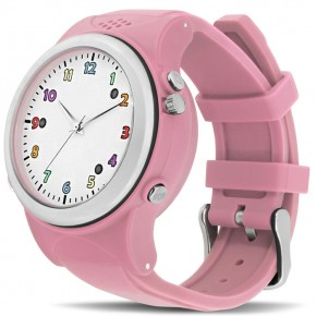 Smart Baby Watch TD01-B Pink