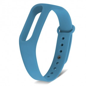 ремешок для Mi Band 2 синий