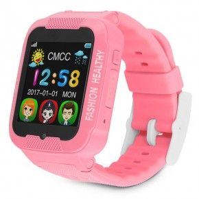 Smart Kid Watch K3 Pink