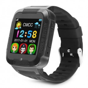 Smart Kid Watch K3 Black