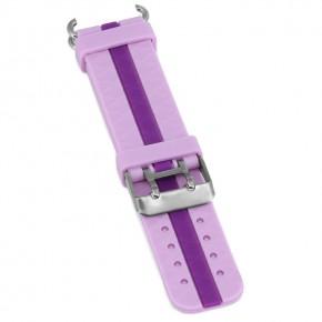 Ремешок силиконовый Smart Baby Watch GW200S Purple