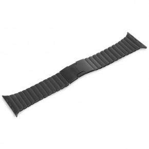 Ремешок SS114 Black для IWO 2