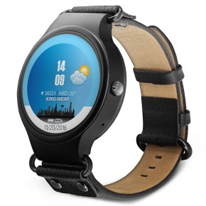 Smart Watch KW98 Black