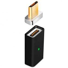 ELOUGH A01 Micro-USB Black