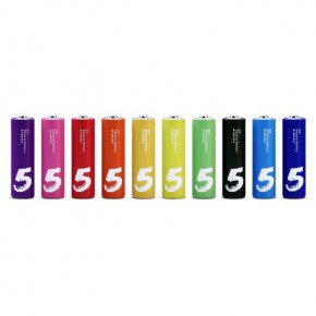 Xiaomi Rainbow ZI5 Alkaline Battery AA