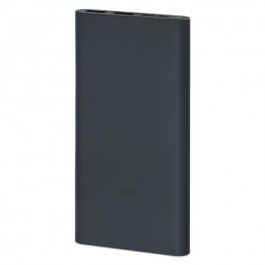 Xiaomi Mi Power Bank 3 10000 Black (PLM13ZM)